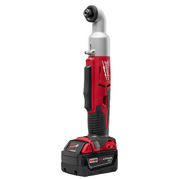 Milwaukee 2667-22 M18 Lithium-Ion 1/4 in. 2-Speed Right Angle Impact Driver Kit image number 0