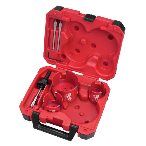 Milwaukee 49-56-9075 BIG HAWG Cutter Kit (7 Pc)