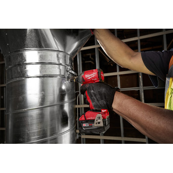 Milwaukee 2857-22CT M18 FUEL 1/4 in. Hex Impact Driver with ONE-KEY CP Kit image number 8