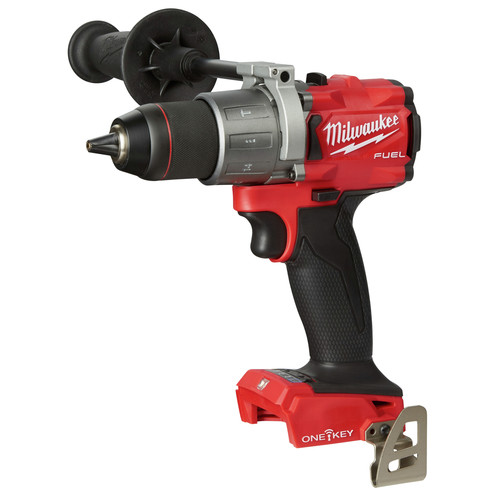 Factory Reconditioned Milwaukee 2806-80 M18 FUEL Lithium-Ion Brushed 1/2 in. Cordless Hammer Drill with ONE-KEY (Tool Only) image number 0