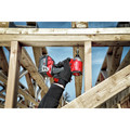 Milwaukee 2853-22 M18 FUEL Compact Lithium-Ion 1/4 in. Cordless Hex Impact Driver Kit (5 Ah) image number 5