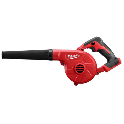 Factory Reconditioned Milwaukee 0884-80 M18 18V Cordless Lithium-Ion Compact Handheld Blower (Bare Tool)
