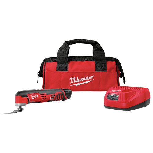 Milwaukee 2426-21 M12 12V Cordless Lithium-Ion Oscillating Multi-Tool Kit