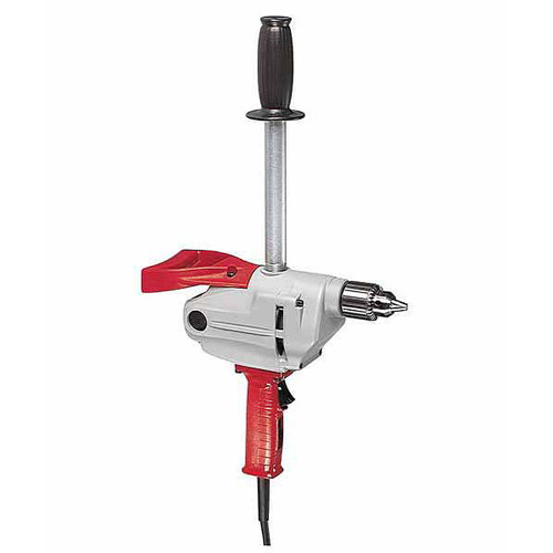 Factory Reconditioned Milwaukee 1660-8 7 Amp 450 RPM Compact High Torque 1/2 in. Corded Reversible Drill image number 0
