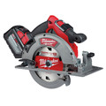 Milwaukee 2732-21HD M18 FUEL 7-1/4 in. Circular Saw Kit image number 2