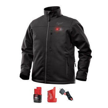 Milwaukee 202B-21 M12 12V Li-Ion Heated ToughShell Jacket Kit