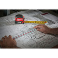 Milwaukee 48-22-7125C 25 ft. Magnetic and Compact Tape Measure (2 Pc) image number 10