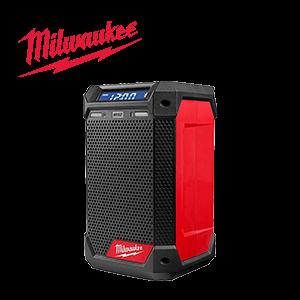 FREE Milwaukee M12 Light, Radio or Battery
