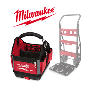 FREE Milwaukee PACKOUT Dolly or Tote