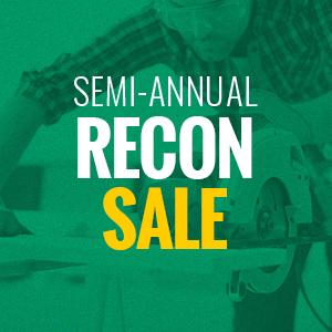 Semi-Annual Recon Sale - Save up to $30