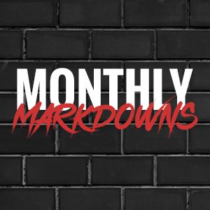 Milwaukee Monthly Markdowns