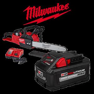 REE Milwaukee M18 8Ah Battery