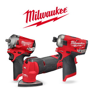 Save up to $150 on Milwaukee