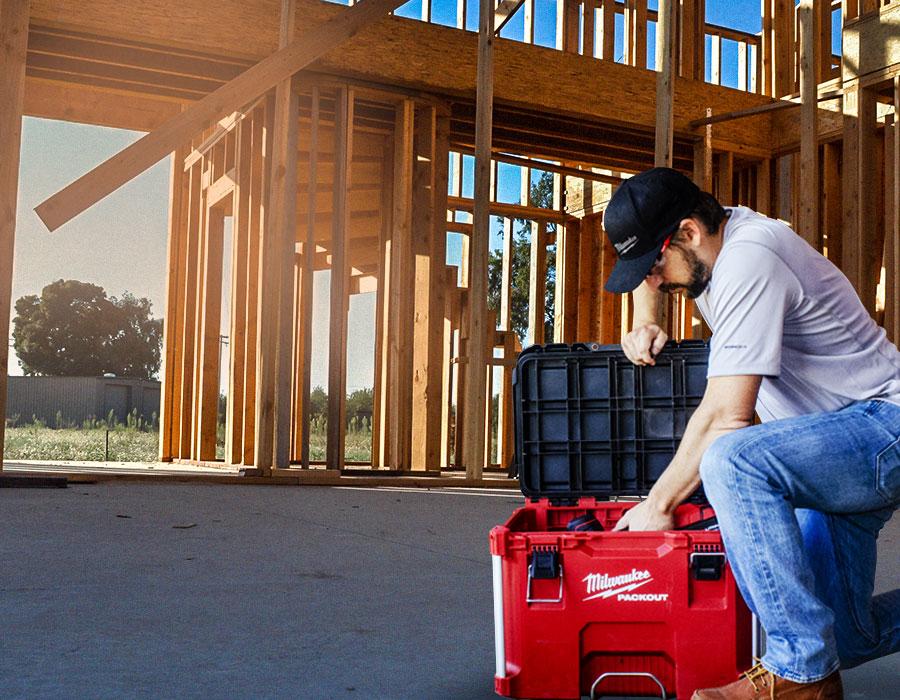 Milwaukee PACKOUT Builder