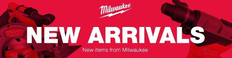 Milwaukee New Arrivals
