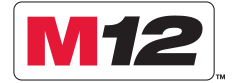 Free Milwaukee M12 Battery or Starter Kit with purchase of Milwaukee M12 tools