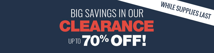 CPO CLEARANCE OUTLET